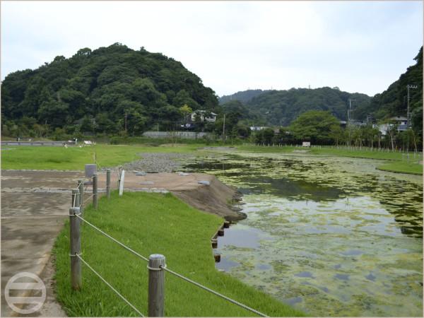 鎌倉『永福寺跡』